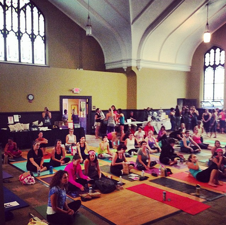Yoga at Body Love
