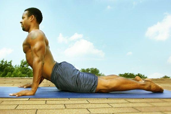 Mens Yoga Myths
