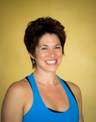 Claire Baer, Owner and Instructor, Yoga Innovations Bethel Park Pittsburgh