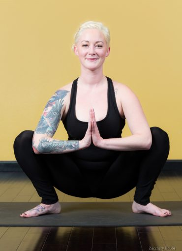 Jess, Teacher at Yoga Innovations