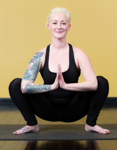 Jess, Teacher at Yoga Innovations