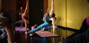 Power Flow Yoga at Yoga Innovations Pittsburgh (Bethel Park)