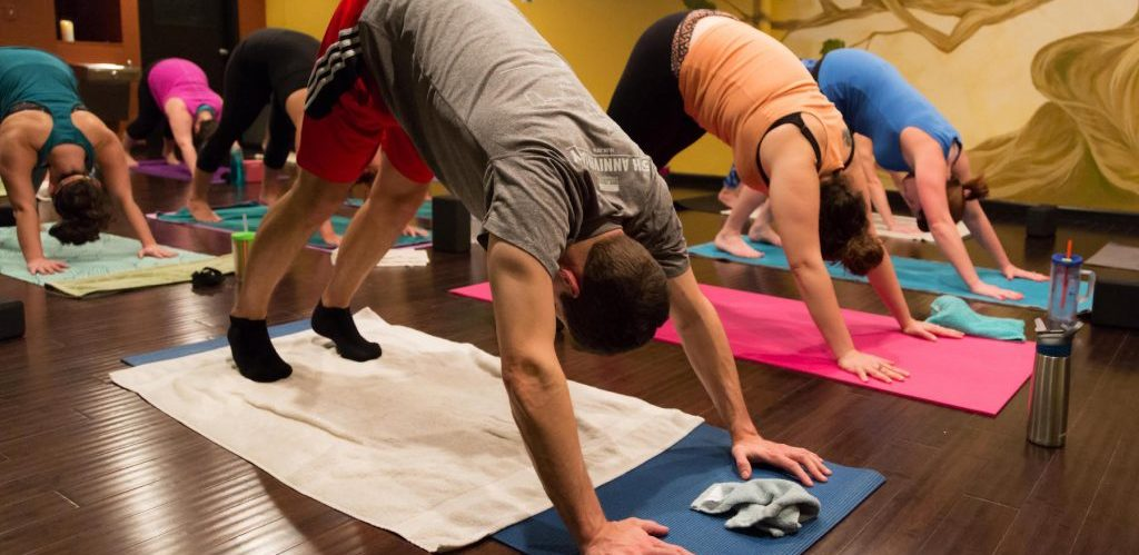 Basic Flow Yoga at Yoga Innovations Pittsburgh (Bethel Park)