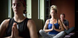 Meditation at Yoga Innovations Pittsburgh (Bethel Park)