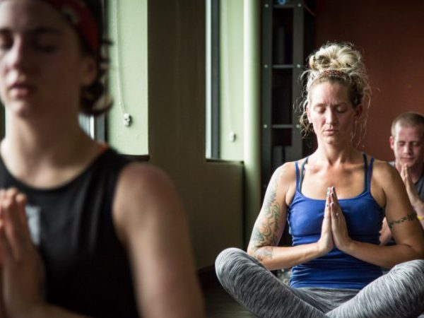 Meditation at Yoga Innovations Pittsburgh (Bethel Park)