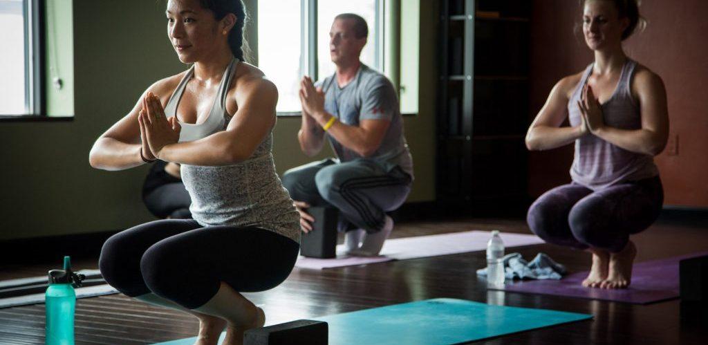 Power Fusion Yoga at Yoga Innovations Pittsburgh (Bethel Park)
