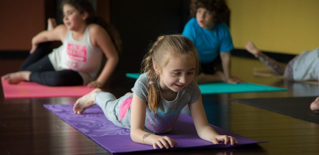 Kids' Yoga at Yoga Innovations Pittsburgh (Bethel Park)