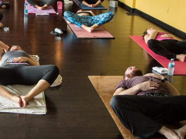 Restorative Yoga at Yoga Innovations Pittsburgh (Bethel Park)