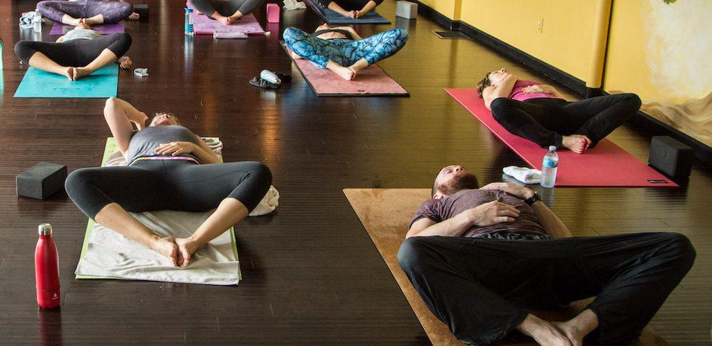 Restorative Yoga at Yoga Innovations Pittsburgh (Bethel Park)