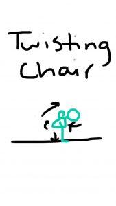 twisting-chair