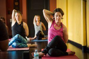 Yoga Innovations Rhythm & Flow Power Flow Class (Pittsburgh, Bethel Park)