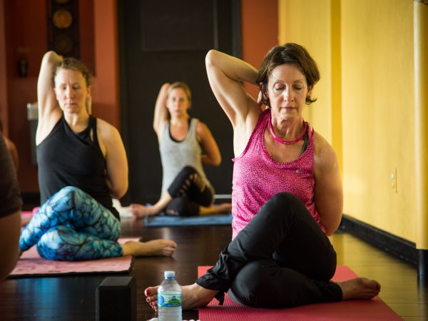 Yoga Innovations Rhythm & Flow Power Flow Class (Pittsburgh, Bethel Park)