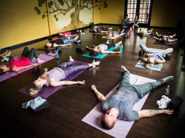 """Audio Yoga Class from Yoga Innovations """"How's the Weather?"""""""